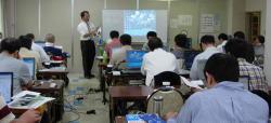 パソコン演習の講義